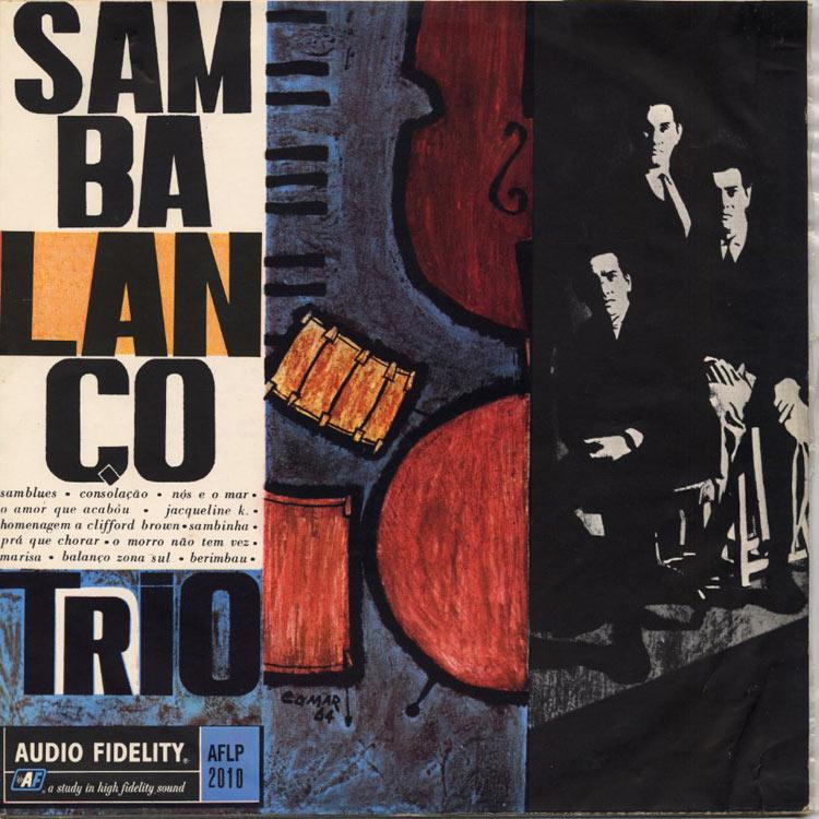 Manfredo Fest Trio - Os Sambeatles